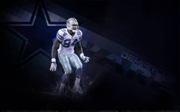 Dallas Cowboy DeMarcus Ware - The Boys Are Back blog
