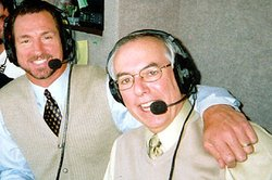 Brad Sham and Babe Laufenberg - The Voice of the Dallas Cowboys Radio Network