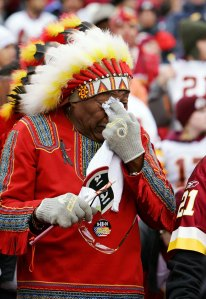 Chief Zee mourning another loss against the Dallas Cowboys
