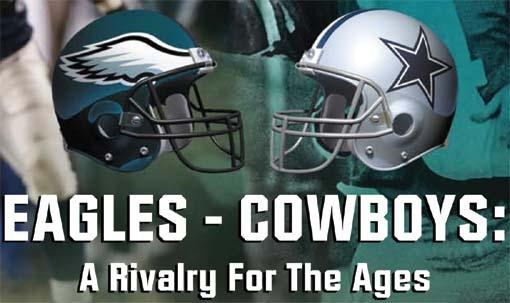 Dallas Cowboys and Philadelphia Eagles rivalry - The Boys Are Back