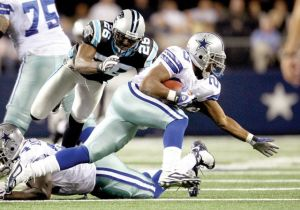 Dallas Cowboys RB Tashard Choice