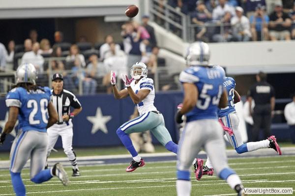 Dallas Cowboy WR Laurent Robinson