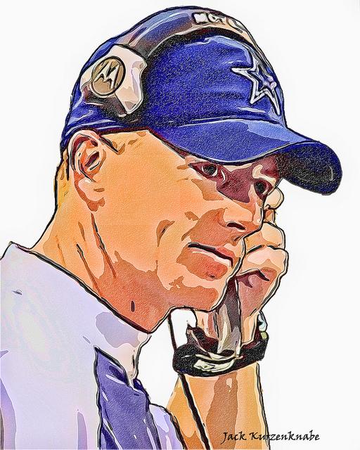 Dallas Cowboys head coach Jason Garrett - The Boys Are Back