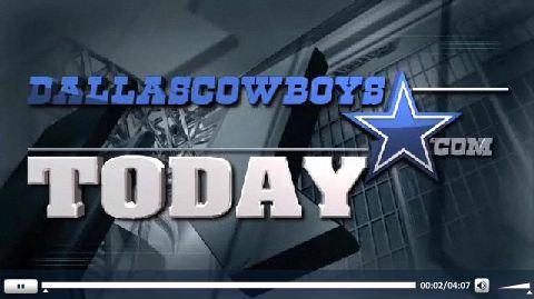 Dallas Cowboys Today - watch video