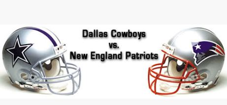Dallas Cowboys vs New England Patriots - The Boys are Back