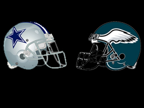 Dallas Cowboys vs Philadelphia Eagles head2head - The Boys Are Back