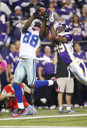Dez Bryant - Dallas Cowboys diamond in the rough