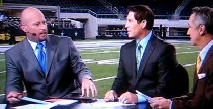 ESPN NFL analyst Trent Dilfer criticizes Michael Vick's complaints