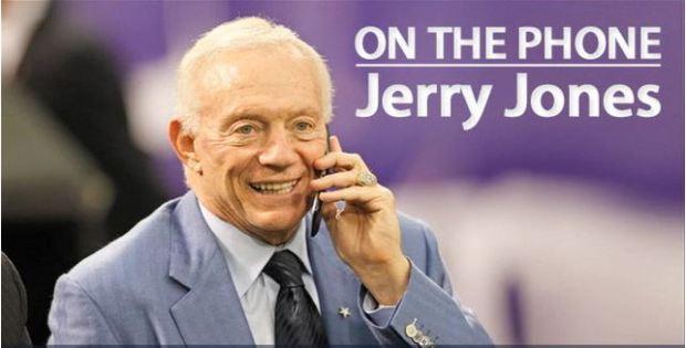 The Jerry Jones Show