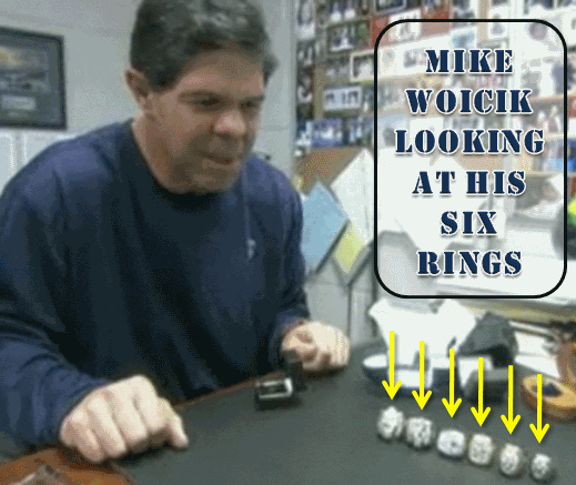 Mike Woicik - Mr_Six_Superbowl_Rings - Dallas Cowboys S-C coach