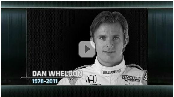 NASCAR Dan Wheldon dies after crash