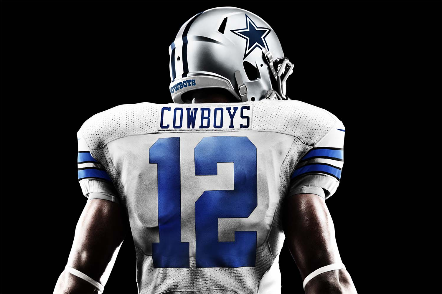 New NFL Uniforms Dallas Cowboys
