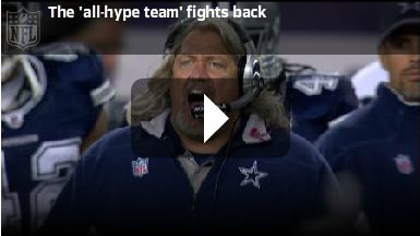 Video - Dallas Cowboys defensive coordinator Rob Ryan - All-hype team comment