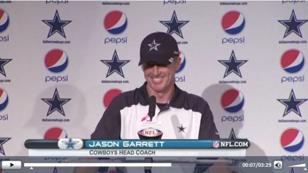 Video - Dallas Cowboys Postgame Press Conference - Jason Garrett