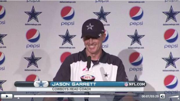 Video - Dallas Cowboys Postgame Press Conference - Jason Garrett