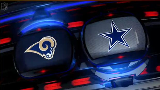St Louis Rams vs Dallas Cowboys - Highlights