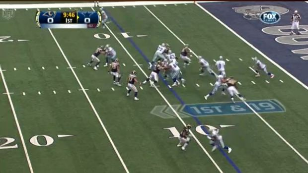 Dallas Cowboy RB DeMarco Murray highlights vs STL