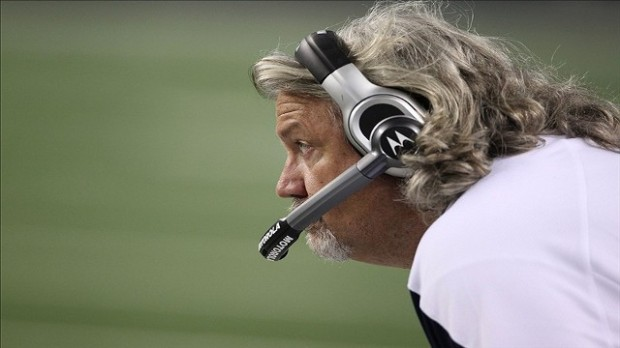 Dallas Cowboys defensive coordinator Rob Ryan