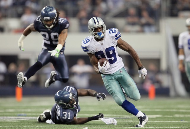Dallas Cowboys running back RB DeMarco Murray vs Seattle - The Boys Are Back blog