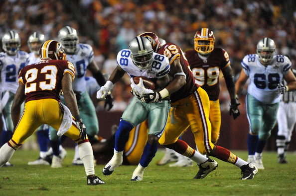 Dallas Cowboys Diamond Dez Bryant vs Washington Redskins
