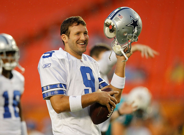 Romo has a split-personality reputation -- Good Tony versus Bad Tony -- thanks to some highly publicized fourth-quarter mishaps during his six-year career.