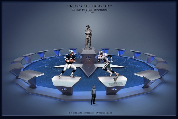 Dallas Cowboys Ring of Honor - The Boys Are Back