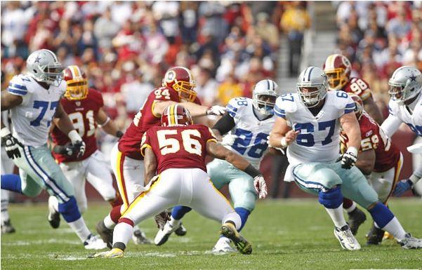 Dallas Cowboys running back DeMarco Murray