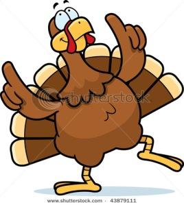 Dallas Cowboys Turkey Dance Tradition - The Birds Are Back