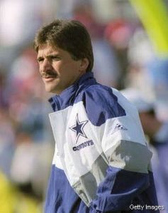 Dave Wannstedt - Former Dallas Cowboys coach