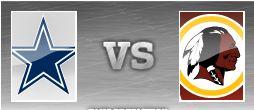 Dallas Cowboys vs. Washington Redskins