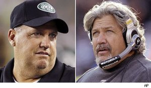 Twins - Rob Ryan and Rex Ryan