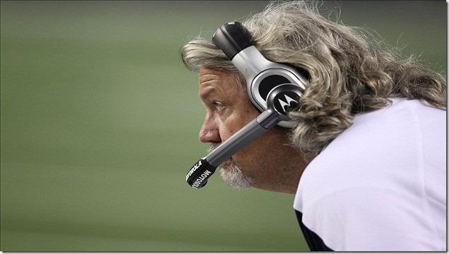 Dallas Cowboys defensive coordinator Rob-Ryan focusing