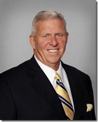 Dallas Cowboys former head coach Bill Parcells