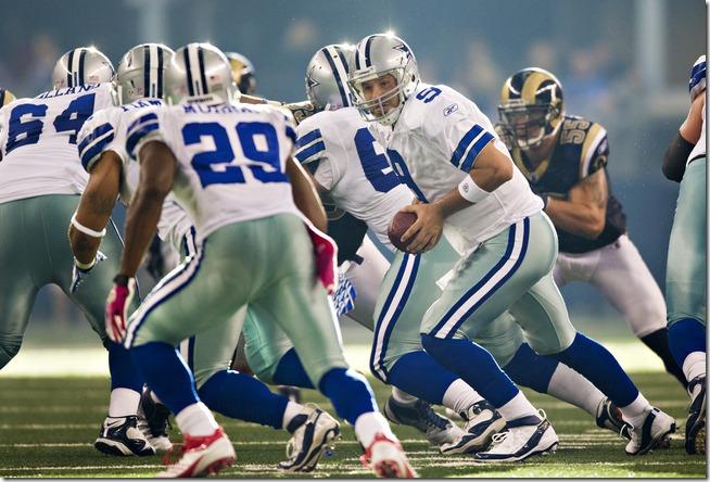 Dallas Cowboys fullback Tony Fiammetta making his mark as an elite blocker