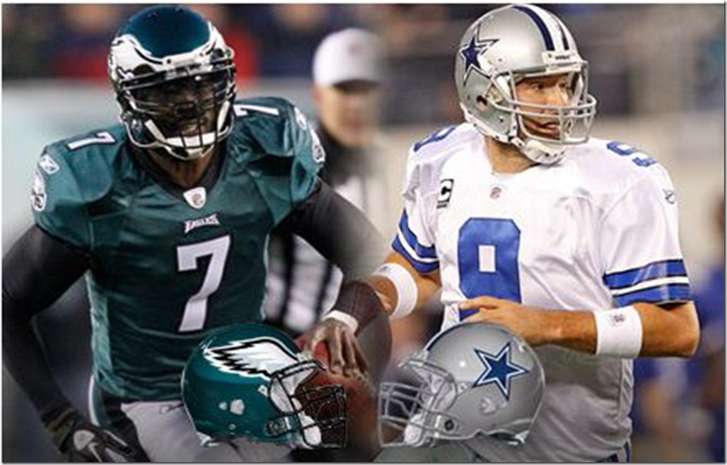 gameday - Eagles at Dallas