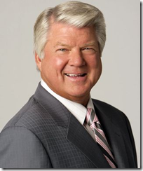 Jimmy Johnson - Former Dallas Cowboys head coach
