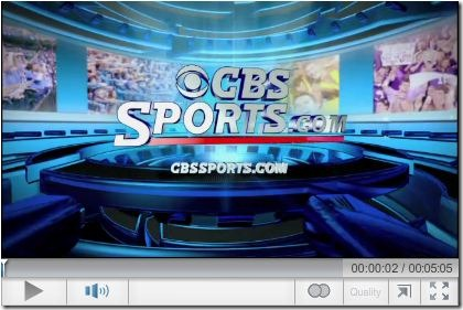 VIDEO - CBS Sports - Press Play
