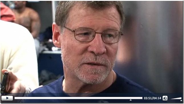 Video - Dallas Cowboys Asst Head Coach Jimmy Robinson - The Boys Are Back blog