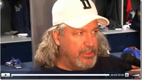 Video - Rob Ryan press conference - Press play