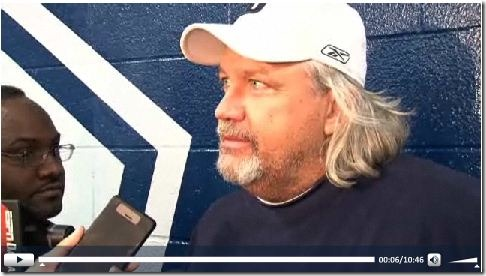 VIDEO - Rob Ryan press conference - The Boys Are Back blog - Press PLAY