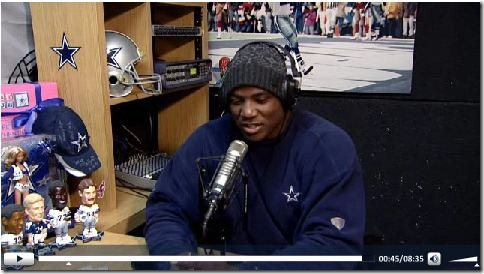 Video - The DeMarcus Ware show - Press play to watch