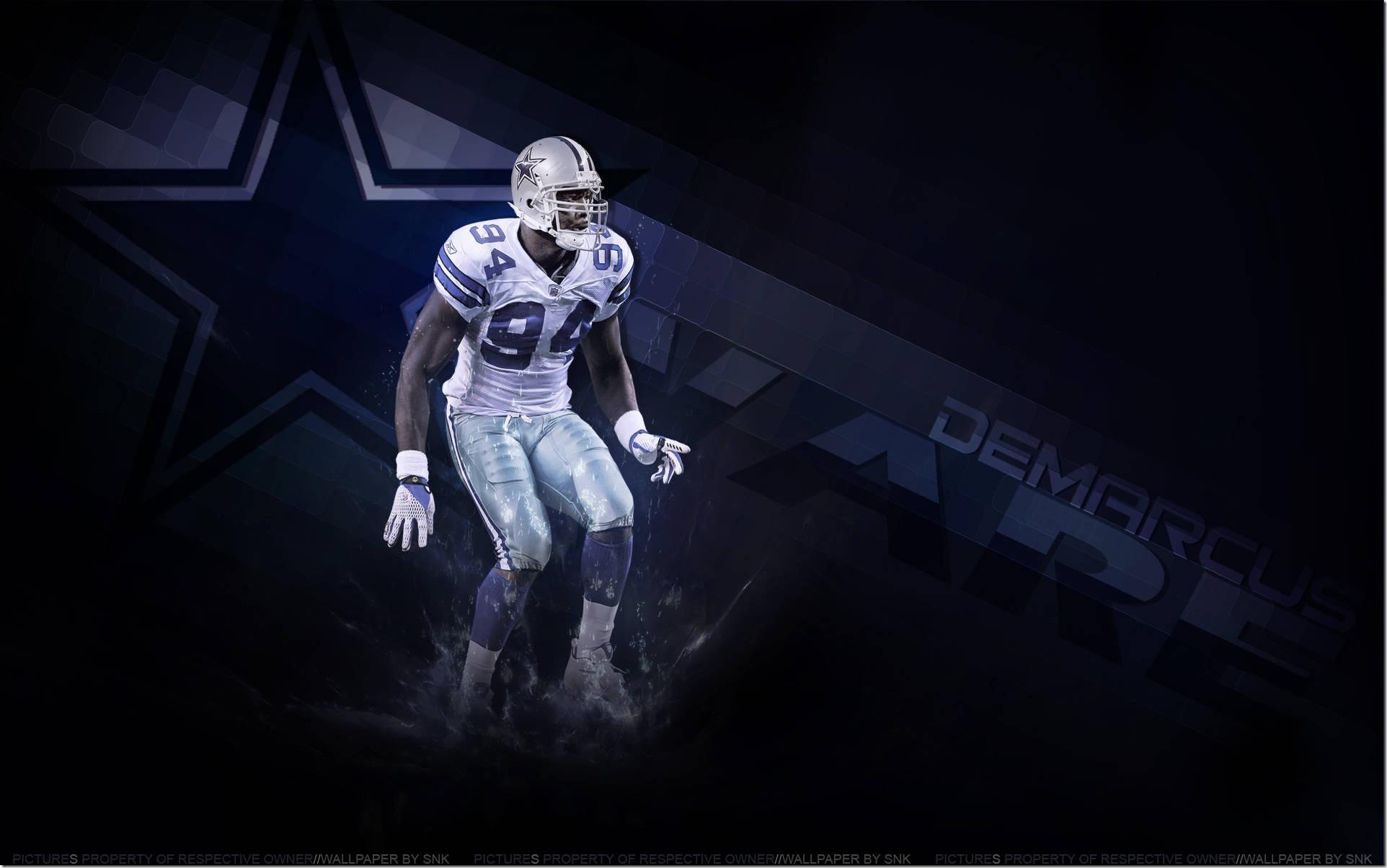 Dallas Cowboys DeMarcus Ware - The Boys Are Back blog