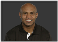 Dallas Cowboys secondary coach Jerome Henderson