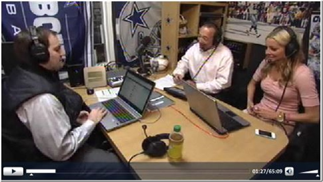 Talkin Cowboys with Mickey Spagnola and Rob Phillips
