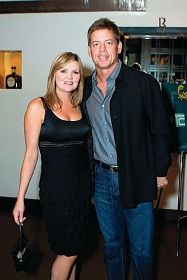 Troy and Rhonda Aikman - The Boys Are Back blog