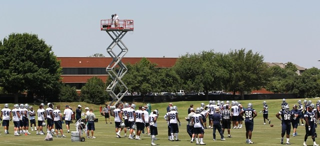 ARE YOU READY?: 2012-13 Dallas Cowboys and Oakland Raiders training camps | Oakland Raiders first on preseason schedule