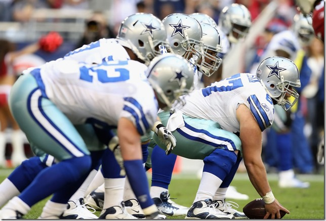 2012 - 2013 Dallas Cowboys offensive line - The Boys Are Back blog
