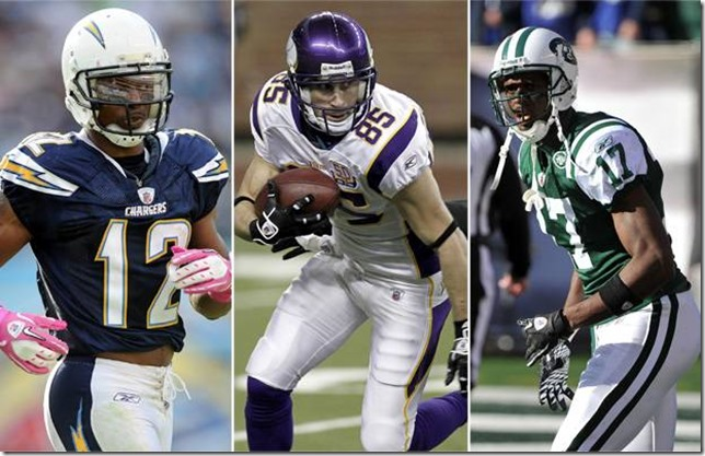 A LOOK AT RECEIVERS WHO ARE STILL AVAILABLE - The Boys Are Back blog
