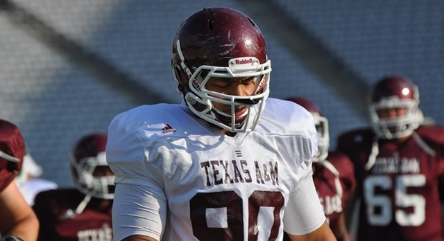 Ben Bass at Texas A&M - The Boys Are Back blog
