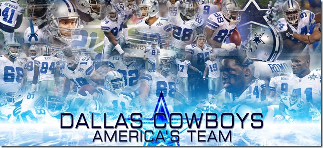 Dallas Cowboys America's Team - The Boys Are Back blog